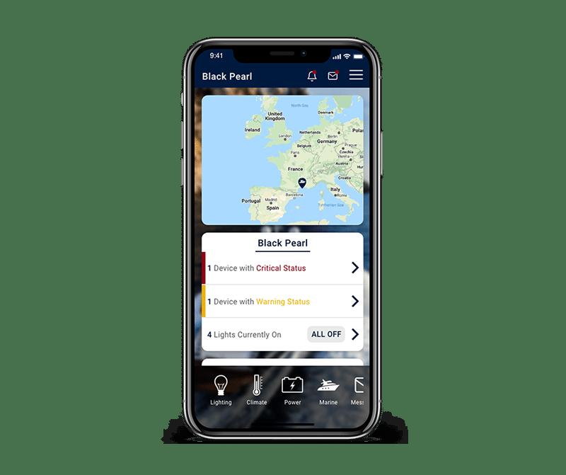 LINK Smartphone app